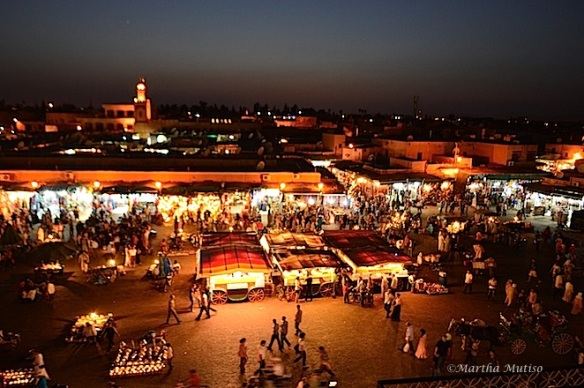 Any mention of Marrakesh is incomplete without the beautiful and busy square, Place Djemaa El Fna